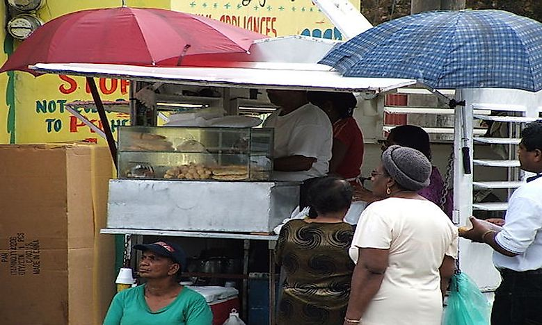 #4 Cuisine Of Trinidad And Tobago -