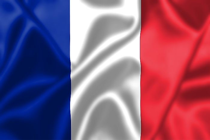 what do the colors of the french flag mean? - worldatlas