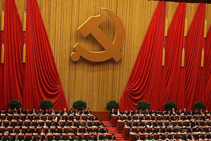 Biggest And Most Influential Communist Parties Today