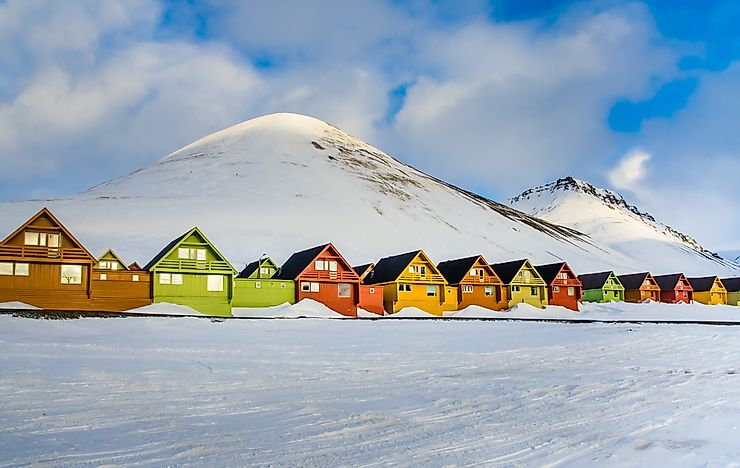 The Northernmost Cities And Towns Of The World