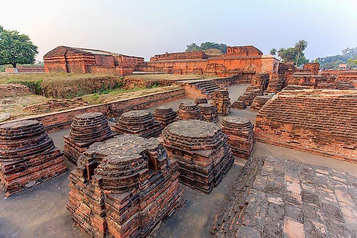 The 7 Wonders Of India - WorldAtlas com
