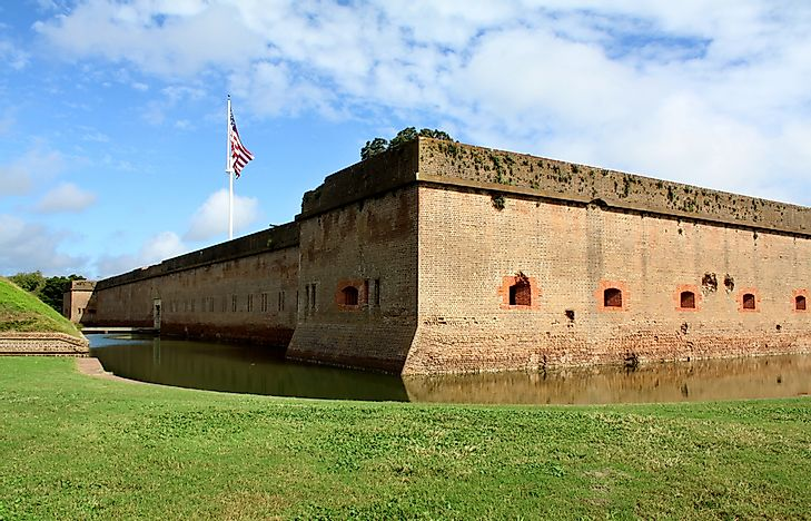 What and Where Is the Fort Pulaski National Monument?