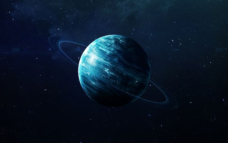How Many Planets Are There Worldatlas Com