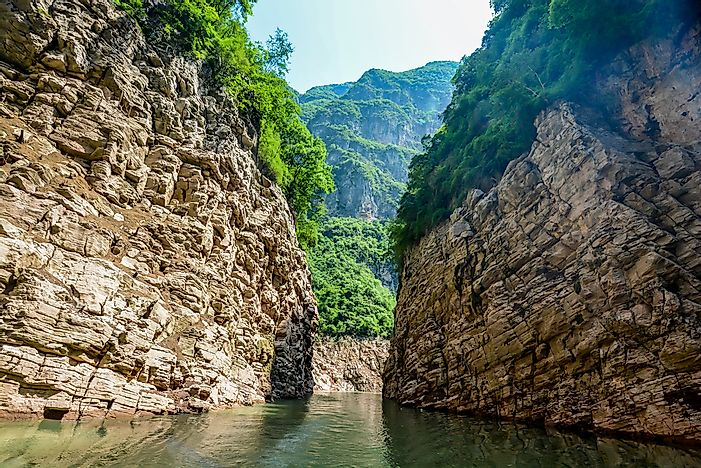 #4 The Three Gorges