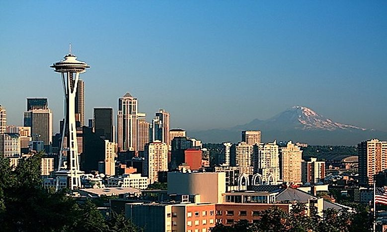 #8 Seattle, US -