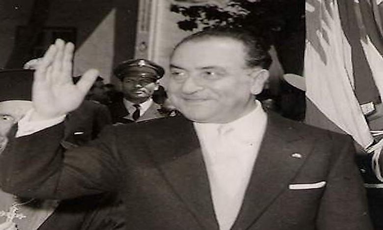 Presidents Of Lebanon Since Independence From France