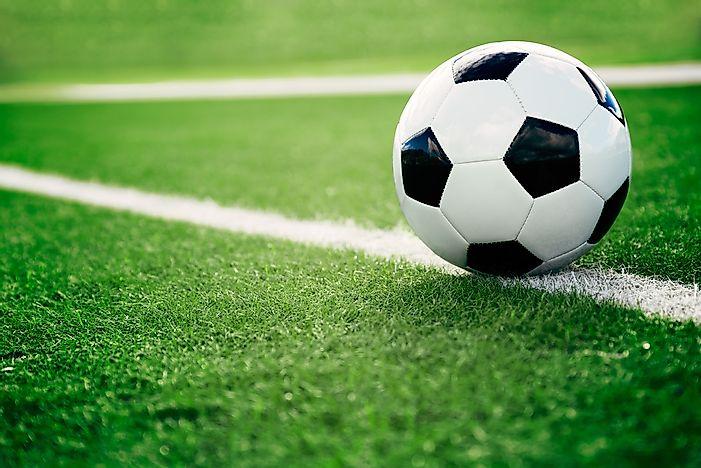 Where Did Soccer Originate Worldatlas Com