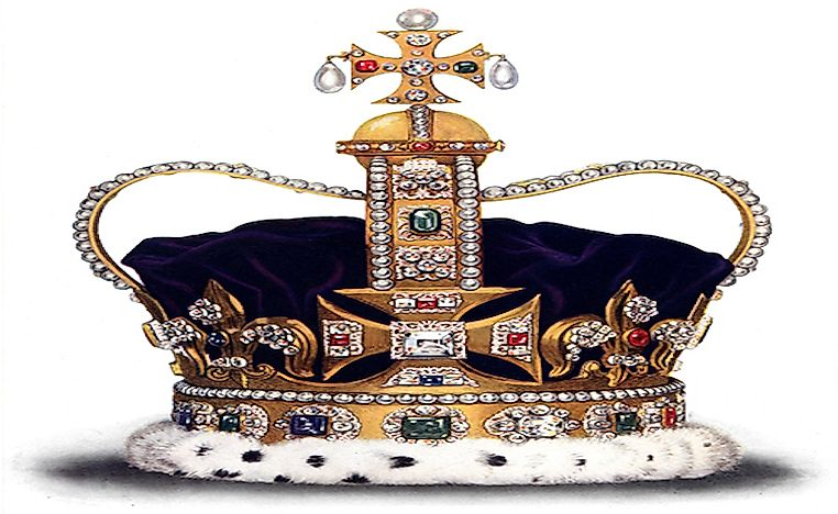 crown jewels of the united kingdom great britain