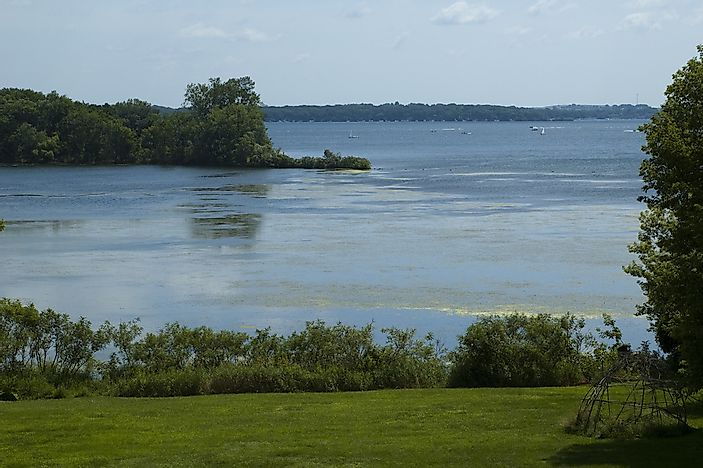 The 10 Largest Lakes In Iowa