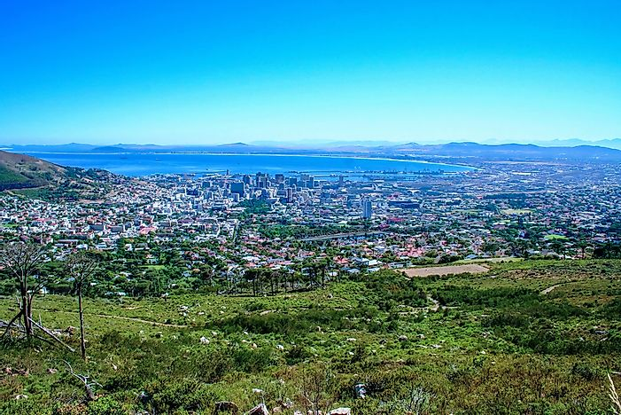 #3  South Africa