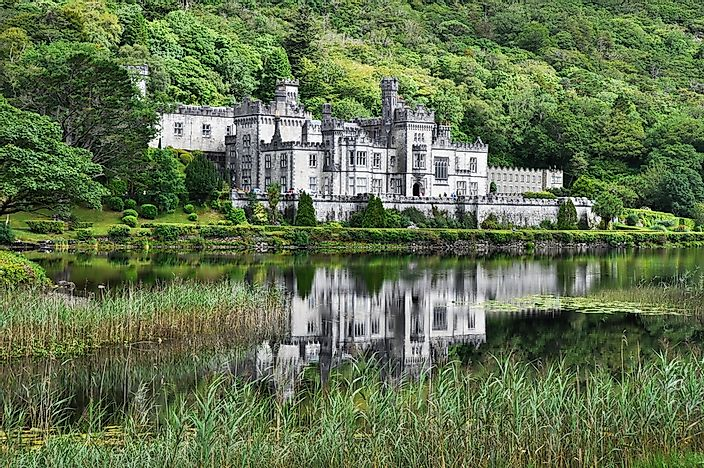 #8 Kylemore Abbey And Gardens