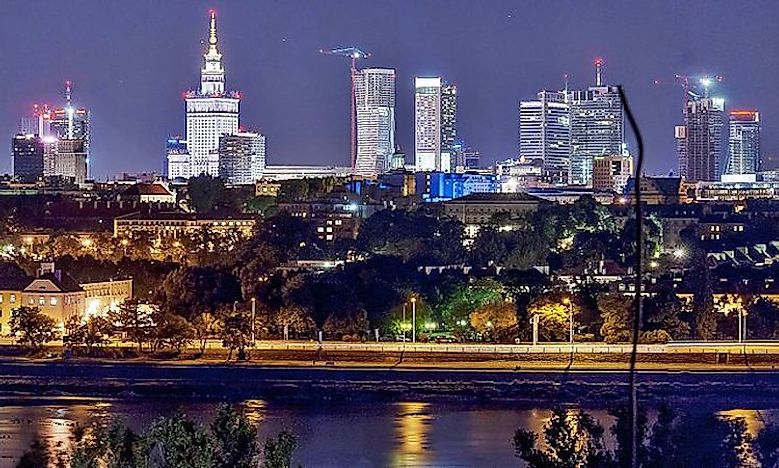 What Is The Capital Of Poland?
