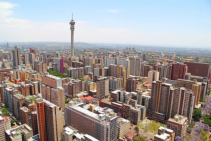 Biggest Cities In South Africa