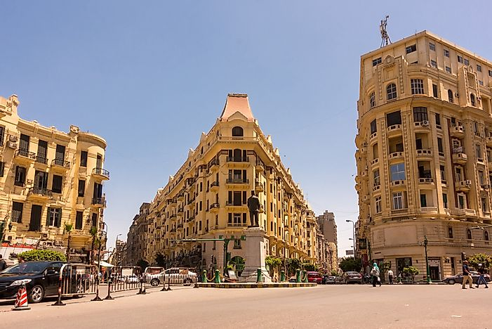 What Is The Capital City Of Egypt?