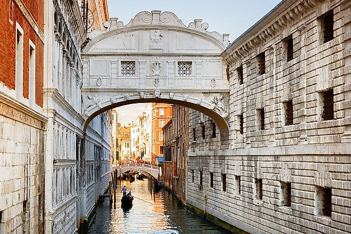 #1 Bridge of Sighs