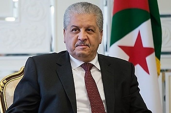 Prime Ministers Of Algeria Since 1979