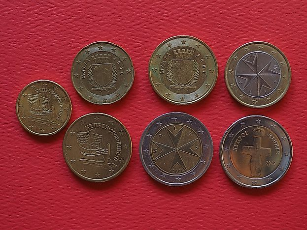 What is the Currency of Malta? - WorldAtlas.com