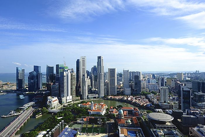 #2 Singapore - Best Countries to Start a Business