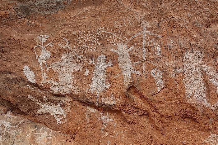 Chongoni Rock Art Of Malawi