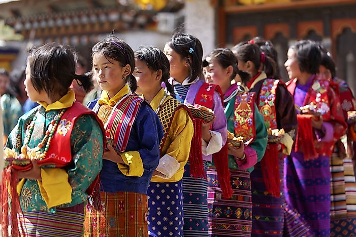 Important Aspects Of The Culture Of Bhutan