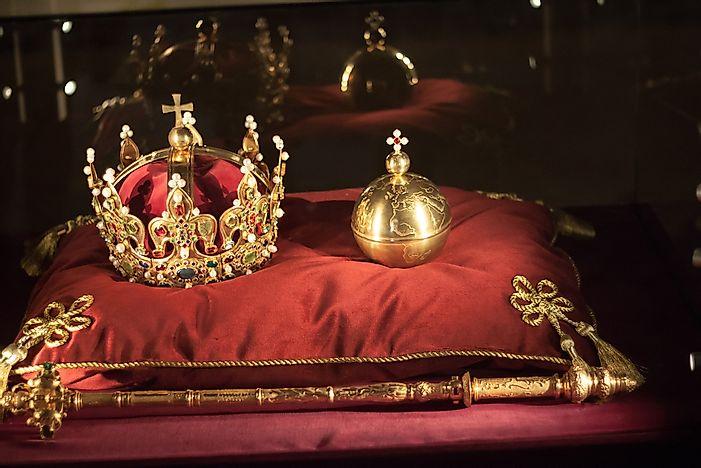 Longest-Reigning Monarchs - WorldAtlas.com