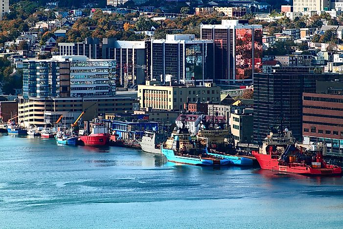 What Is the Capital of Newfoundland and Labrador?
