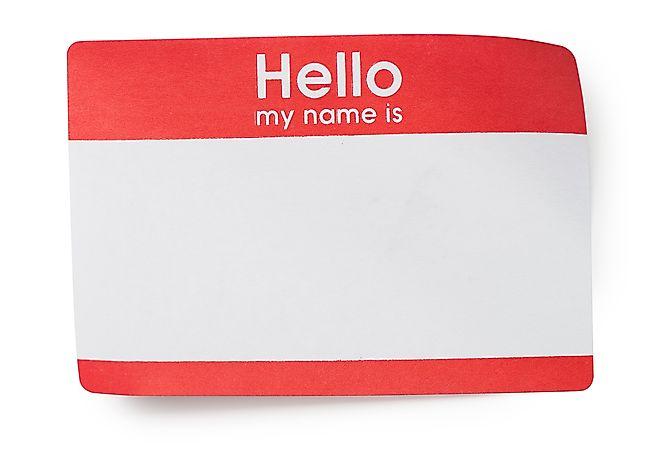 0b53809aa0bb8c The 25 Most Popular Last Names in the United States - WorldAtlas.com