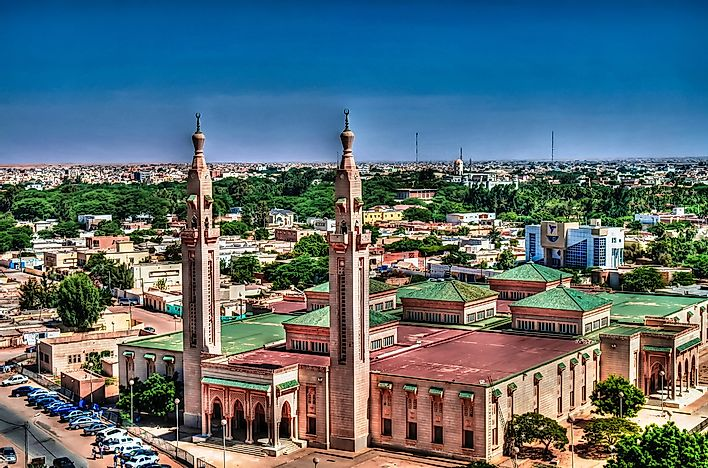 What Is The Capital Of Mauritania?