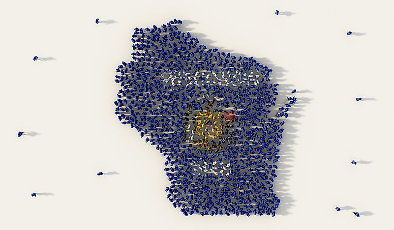 What Is The Ethnic Composition Of Wisconsin?
