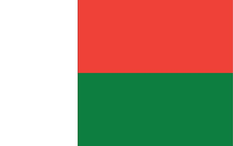 What Do The Colors And Symbols Of The Flag Of Madagascar Mean?