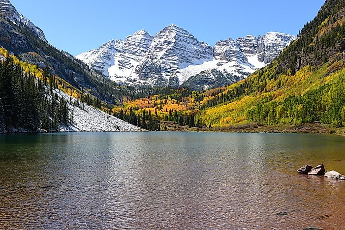 #2 Maroon Peak (14156 ft)