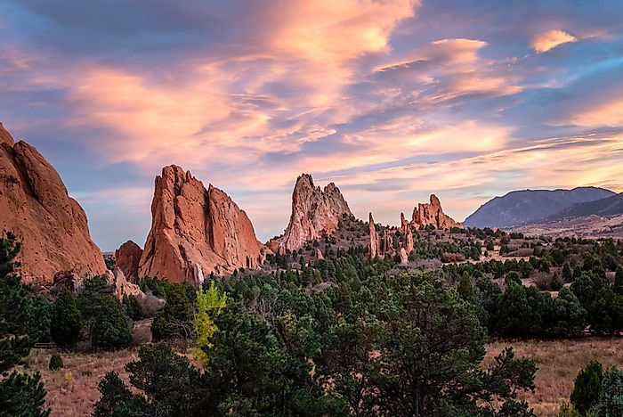 #14 Garden of the Gods