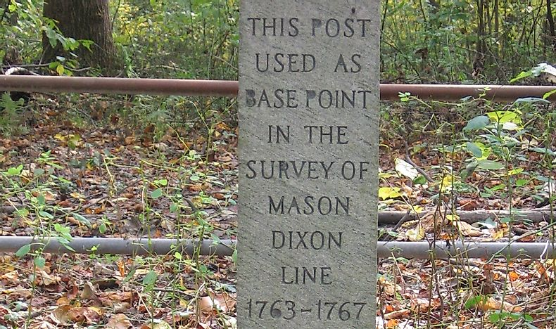 Charles Mason - Important Figures in US History