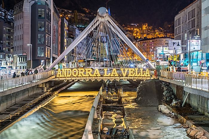 How Did Andorra Get Its Name?