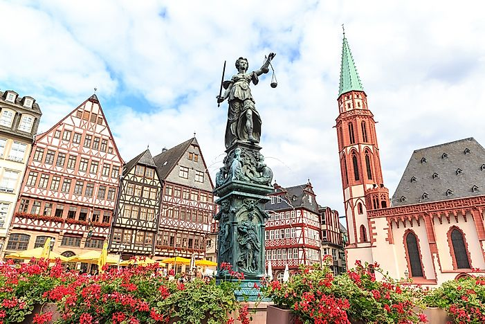 the richest cities in germany