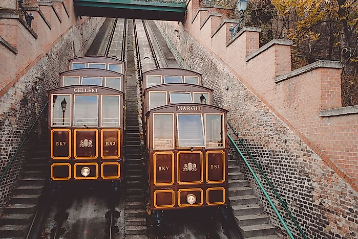 10 Amazing Funicular Systems From Around the World