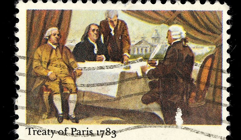 What Was the Treaty of Paris?