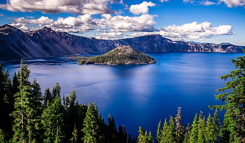#2 Crater Lake National Park