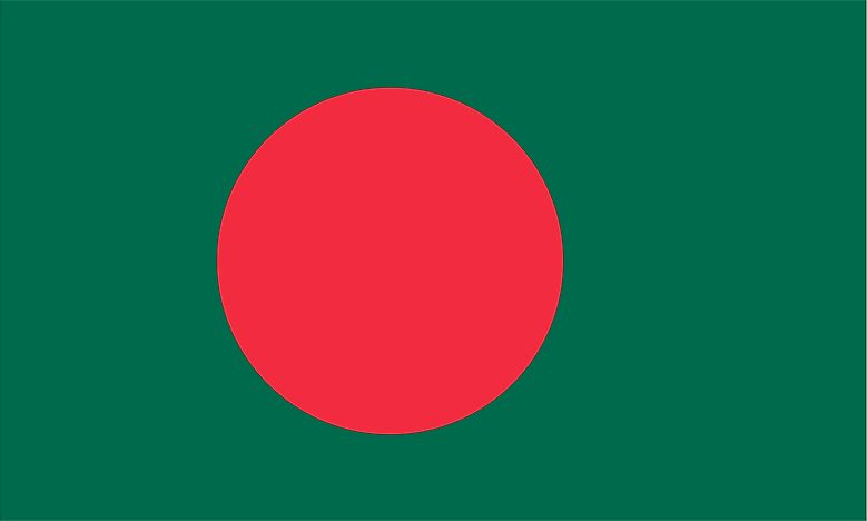 asian republic to the north of bangladesh and india