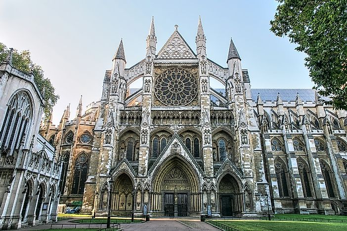 Unesco World Heritage Sites In The United Kingdom Of Great