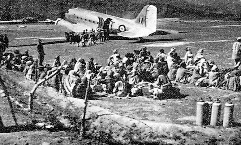 #6 Indo-Pakistani War of 1947 -