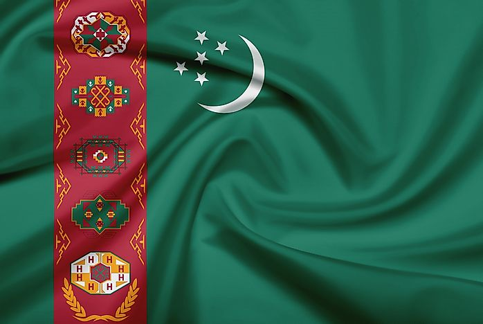 Presidents Of Turkmenistan Since The Collapse Of The Soviet Union
