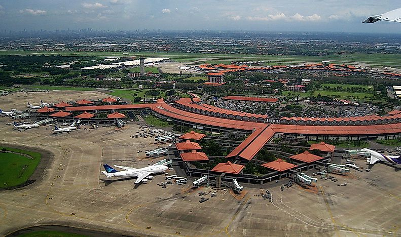 The Busiest Airports In Indonesia