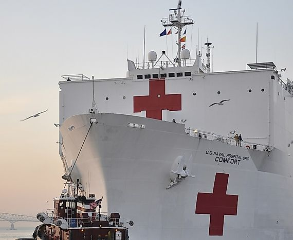 The International Red Cross And Red Crescent