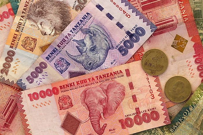 What Is The Currency Of Tanzania Worldatlas