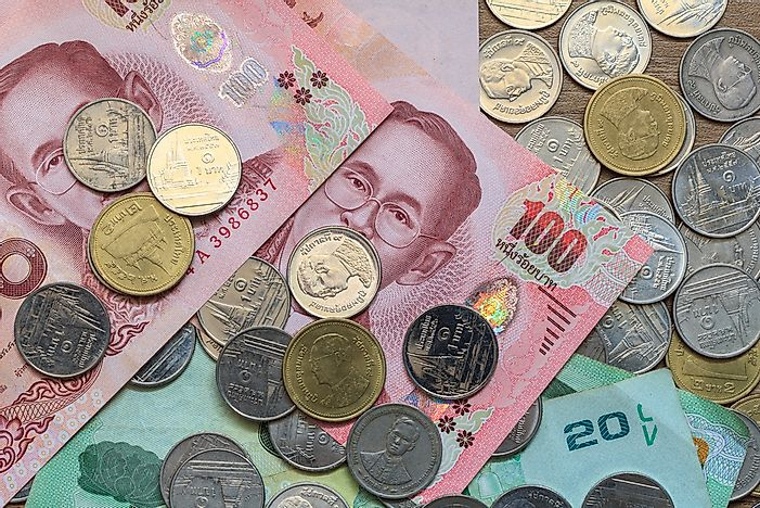 What is the Currency of Thailand?