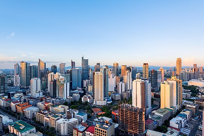 What Is The Capital City Of The Philippines?