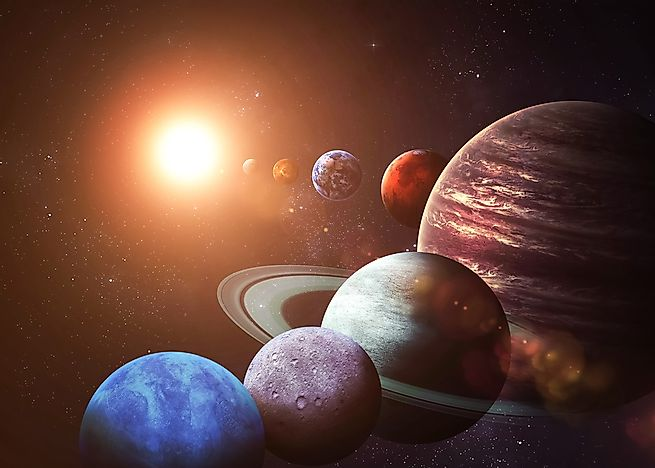 What Are the Differences Between Inferior and Superior Planets?