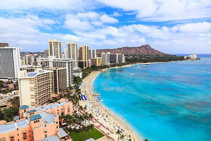The Biggest Cities In Hawaii