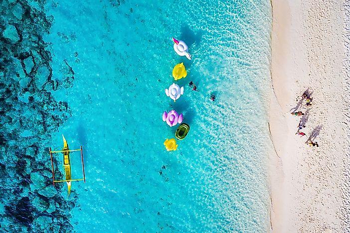 Quần đảo được ghé thăm nhiều nhất ở châu Á
